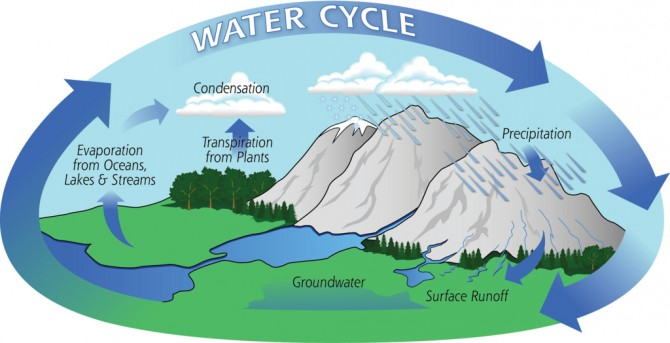 Interactive Games to Teach The Water Cycle