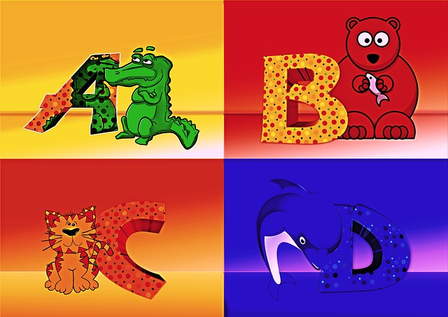 Using Pre-School Games to Help Kids Learn the Alphabet