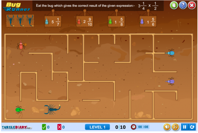 Online Math Games To Keep Your Child Excited About Learning