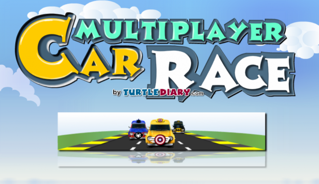 car race typing games