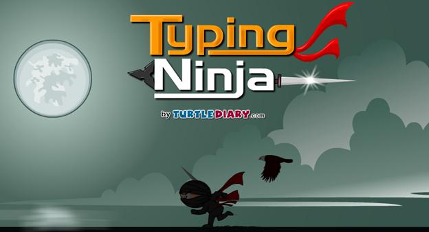typing ninja games