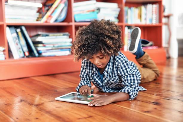 What Type of Online Games Should Kindergarten Kids Play?