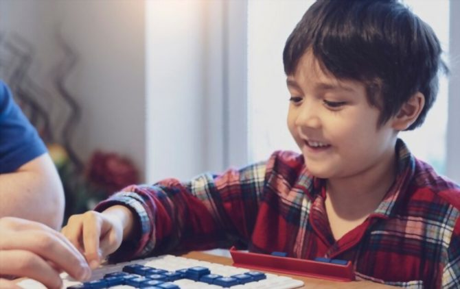 Importance of Word Games for Kids