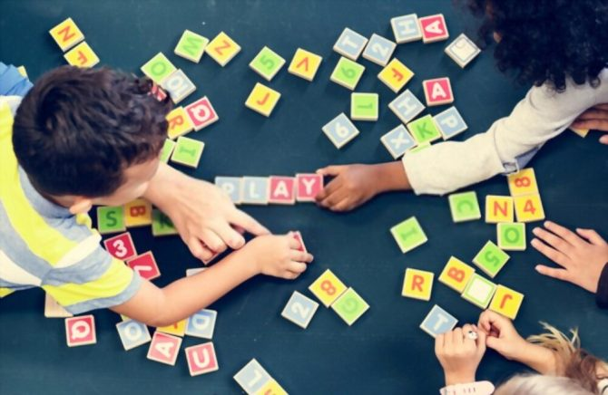Fun Word Games For Your Kids to Play This Summer